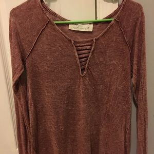 Top from local boutique